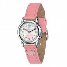D for Diamond Girls Pink Watch