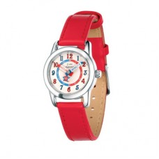 D for Diamond Time Teacher Fuschia Watch
