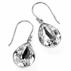 Elements Swarovski crystal Teardrop earrings