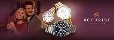 Accurist Watches in Carlisle, Cumbria from Nicholson & Coulthard Jewellers