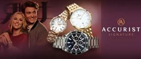 Accurist Watches in Carlisle