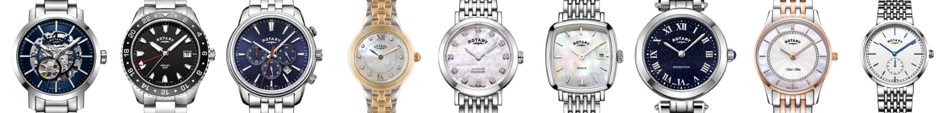 Ladies and Gents Rotary Watches in Carlisle, Cumbria from Nicholson & Coulthard Jewellers