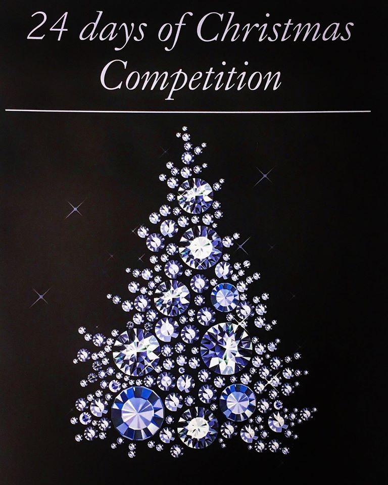 24 days of Christmas Competition