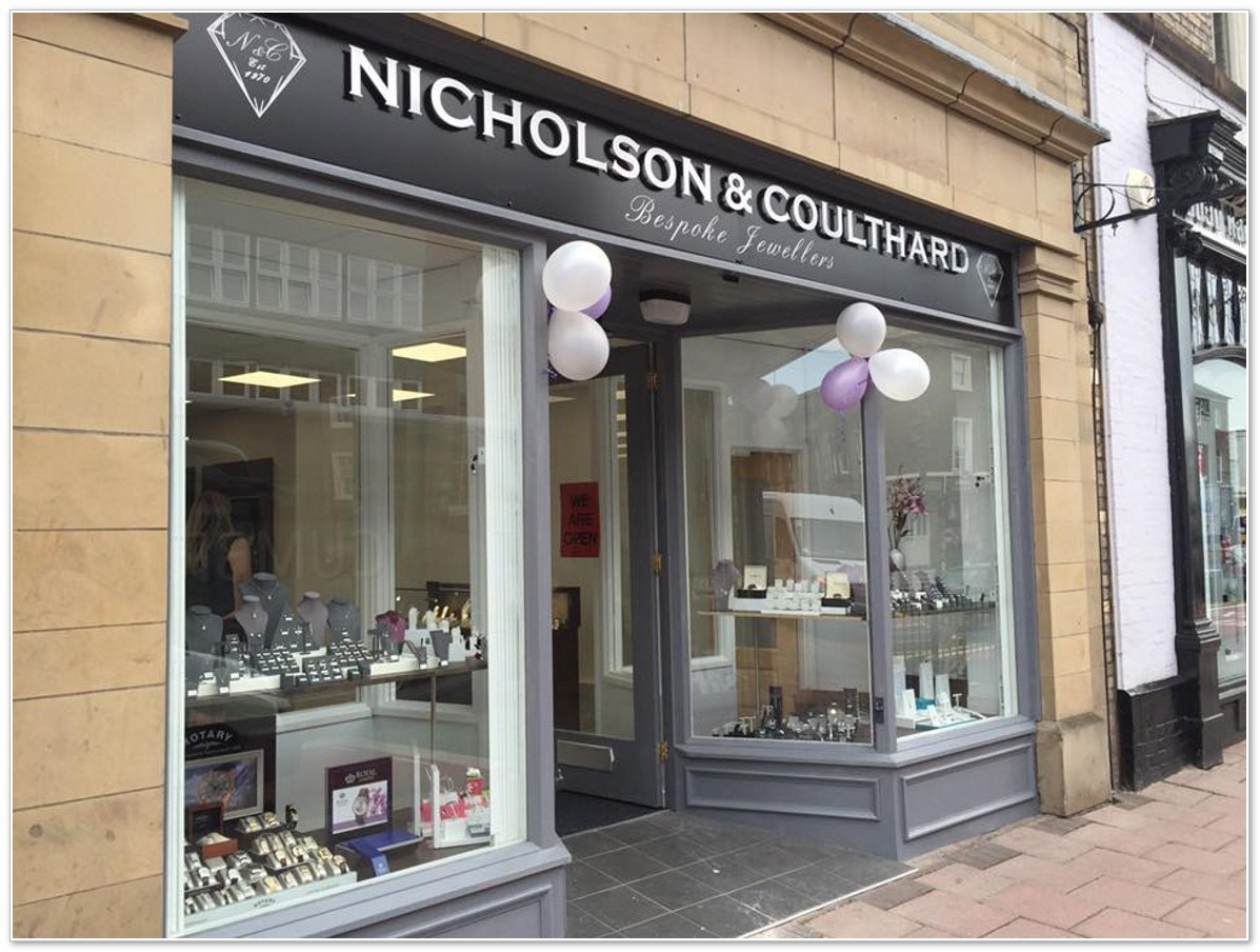 Nicholson & Coulthard Jewellers in Carlisle